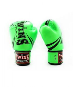 Twins-Synthetic-Leather-Boxing-Gloves-GREEN