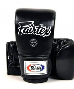Fairtex Bag Gloves Black TGT7
