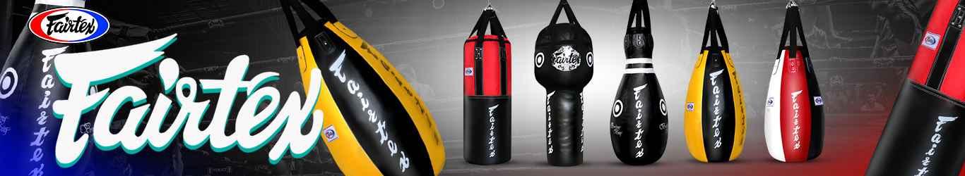 Fairtex Muay Thai Heavy Bag