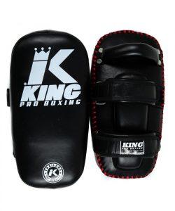 King Pro Boxing Double Strap Kick Pads
