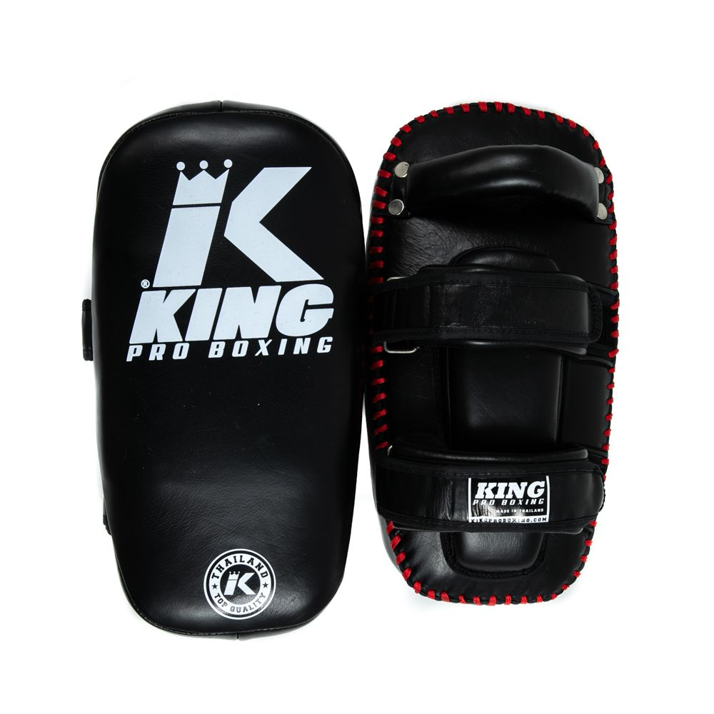 Details about  /Boon Muay Thai Kick Pad  Hook and Loop Tape KPV Buckle KPB S M L