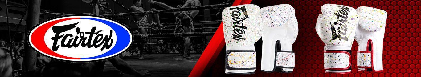 Fairtex Painter Boxing Glove