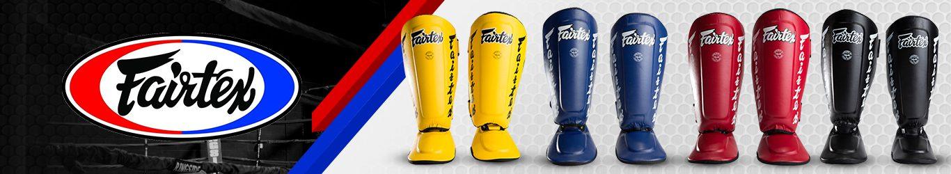 Fairtex Shin Pads SP7